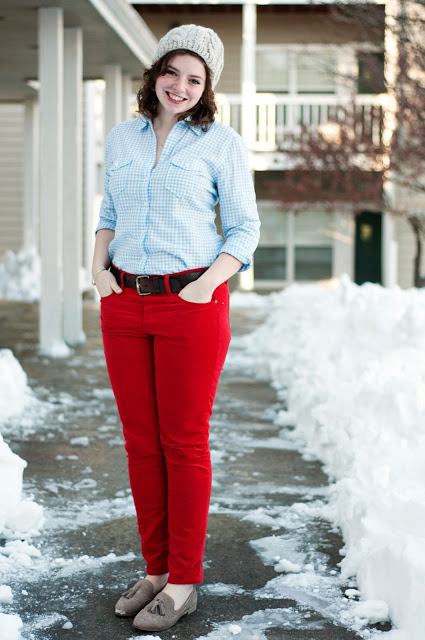 What I Wore: SNOW DAY(S)!