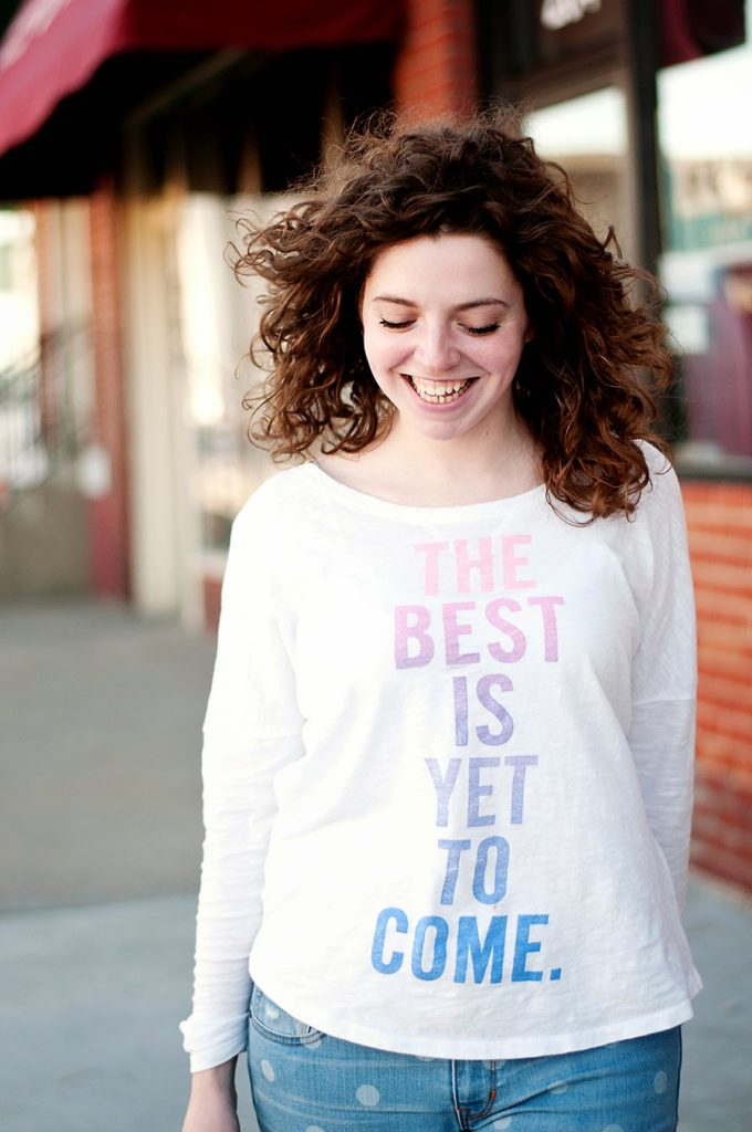 The Best Is Yet To Come Shirt