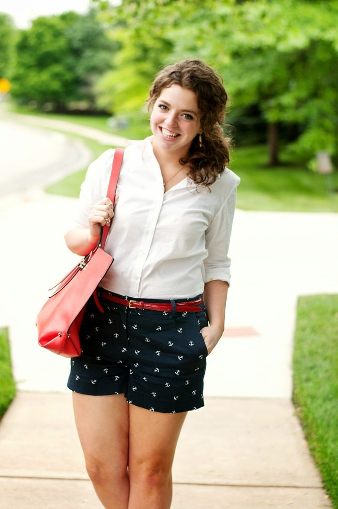 Nautical Preppy Outfit